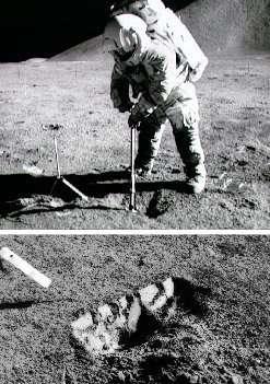 noticias luna satelite artificial hueca