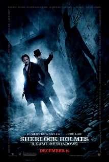 Sherlock Holmes 2 Trò Chơi của Bóng Đêm