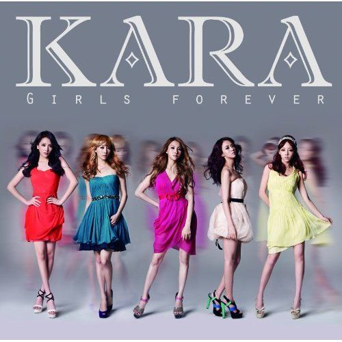 [Album] KARA - Girls Forever [Japanese]