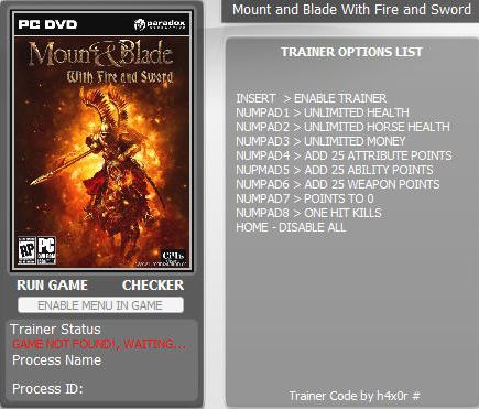 Mount And Blade Fire And Sword Manual Activation Code