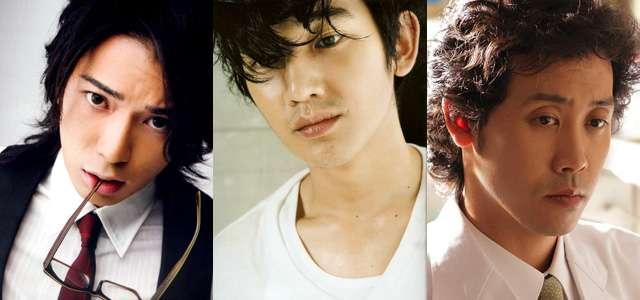 Jun Matsumoto, Eita, And Yo Oizumi To Solve Cases In
