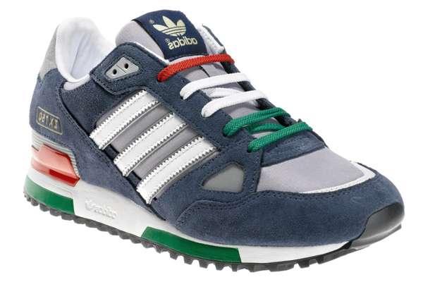 Adidas Scarpe Zx 750 In Nabuk Colore Marrone bolognawear.it