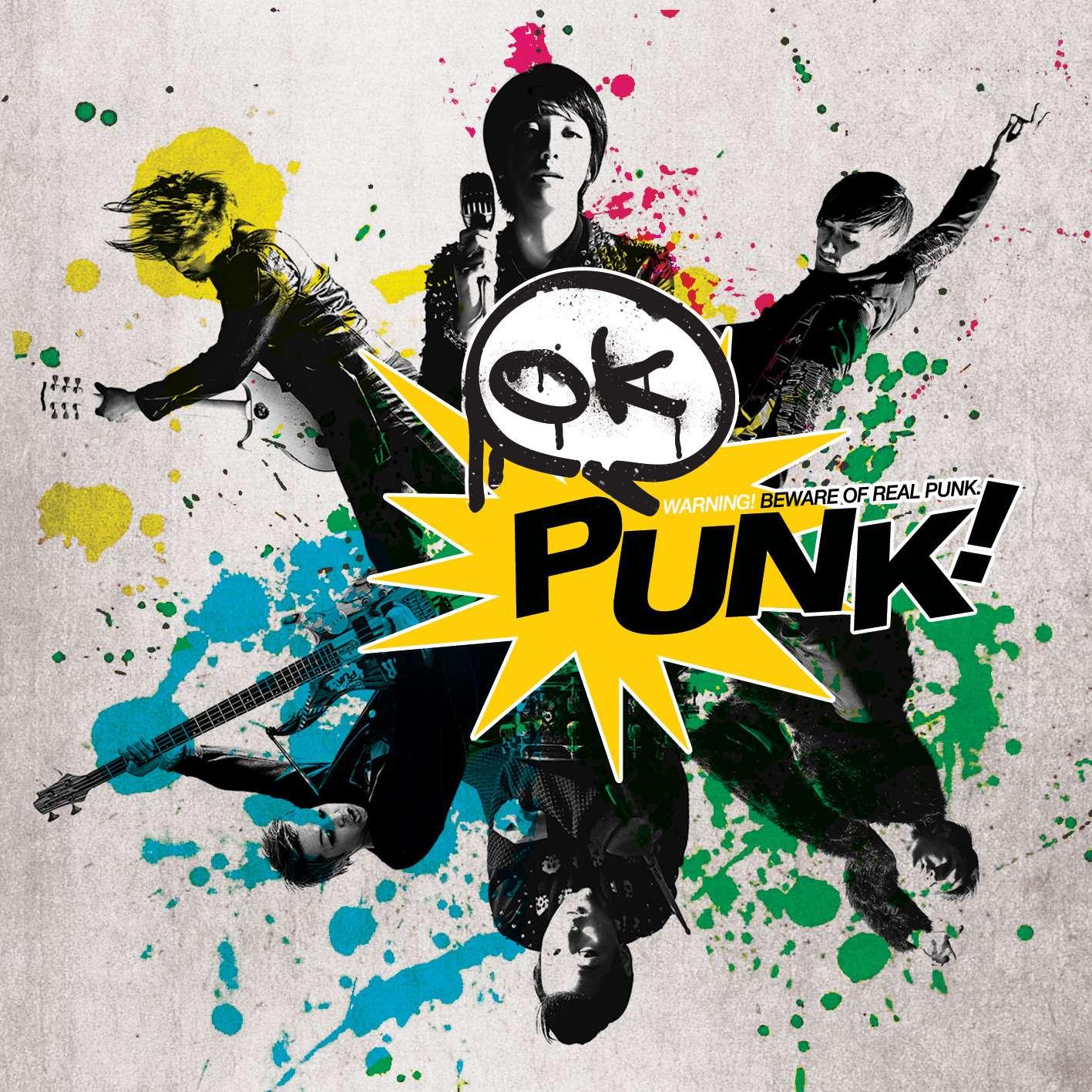 [Mini Album] OK PUNK! - OK PUNK!