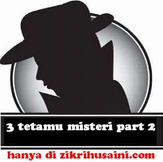 guest writer, tetamu misteri, 3 tetamu misteri, mystery man, guest mystery, man of mystery,